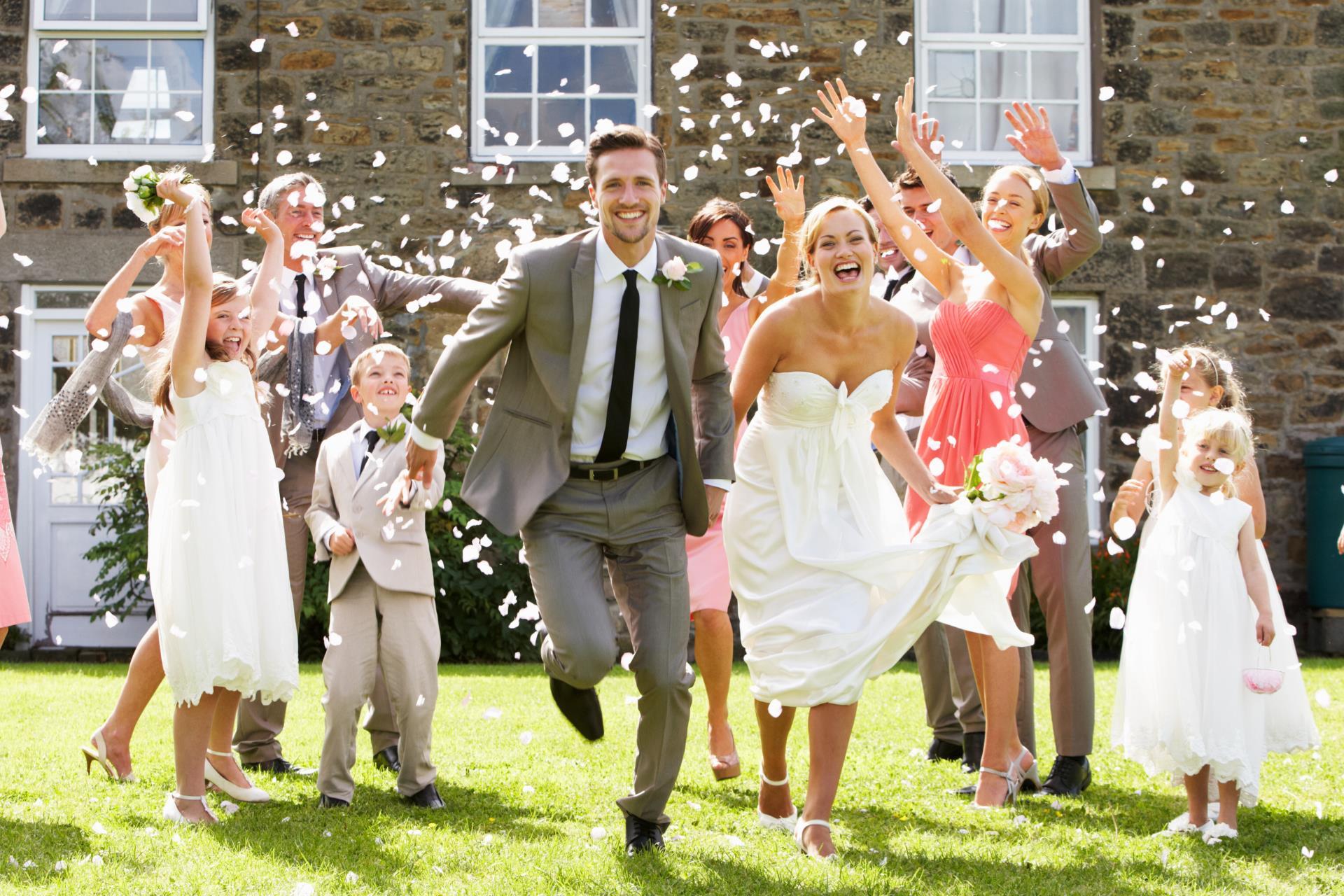 Ideas para sorprender a tus invitados de boda