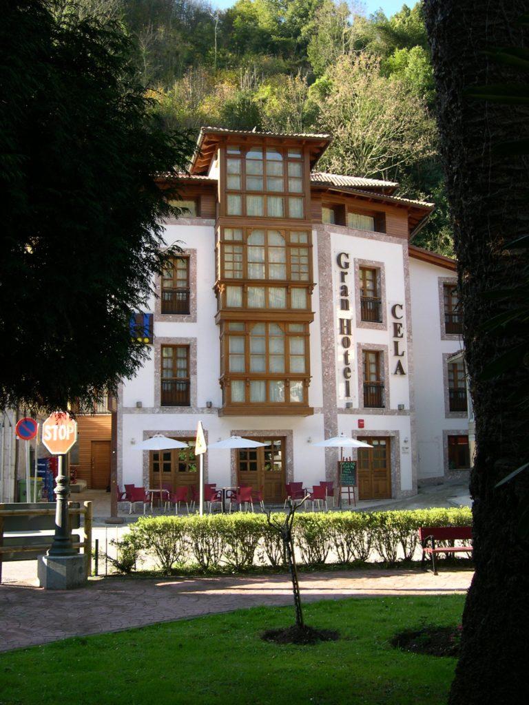 Restaurante Gran Hotel Rural Cela