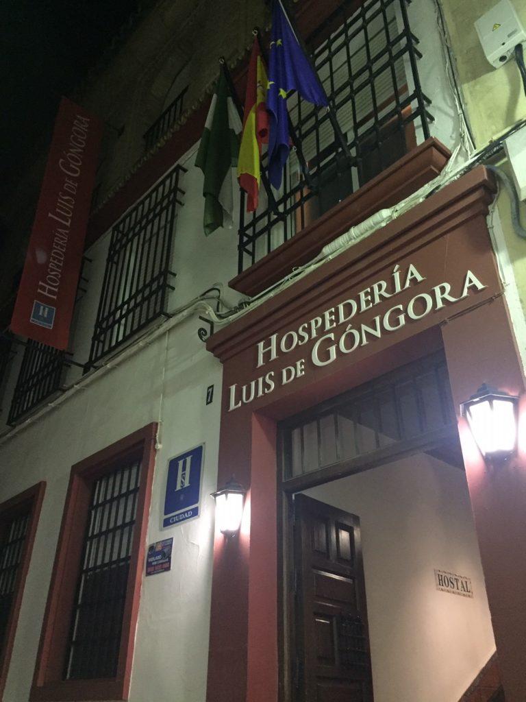 HOSPEDERIA LUIS DE GONGORA