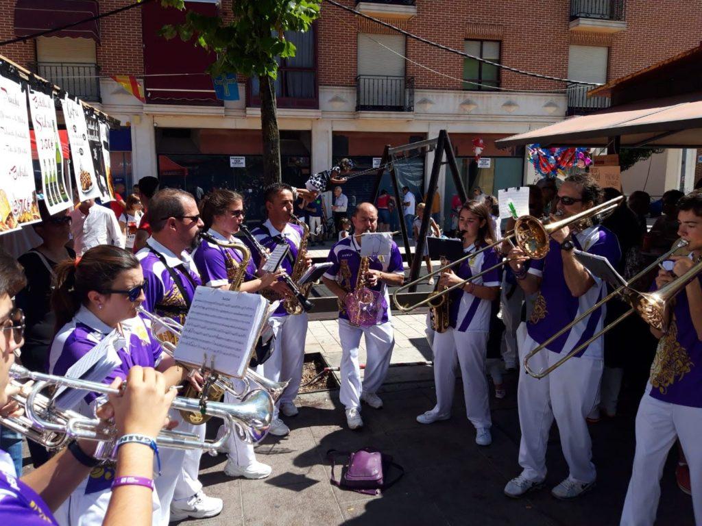 Charanga Unión Musical El Pendón