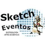 Sketch distribución espectáculos