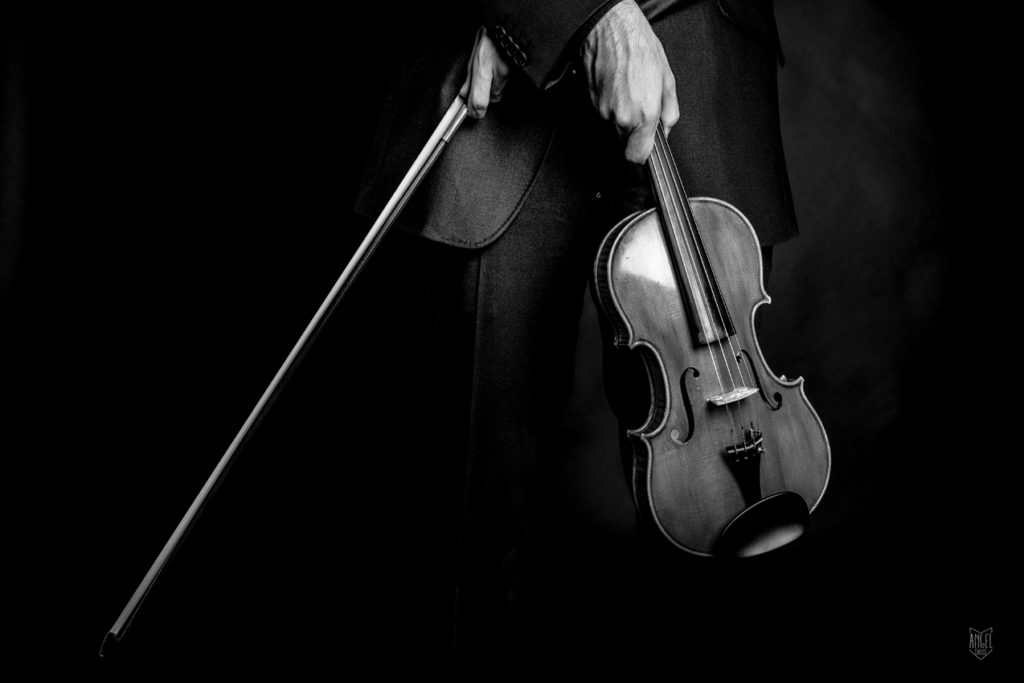 Fernando Gallardo violinista
