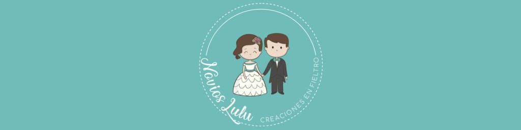 Novios Lulu – Creaciones en fieltro