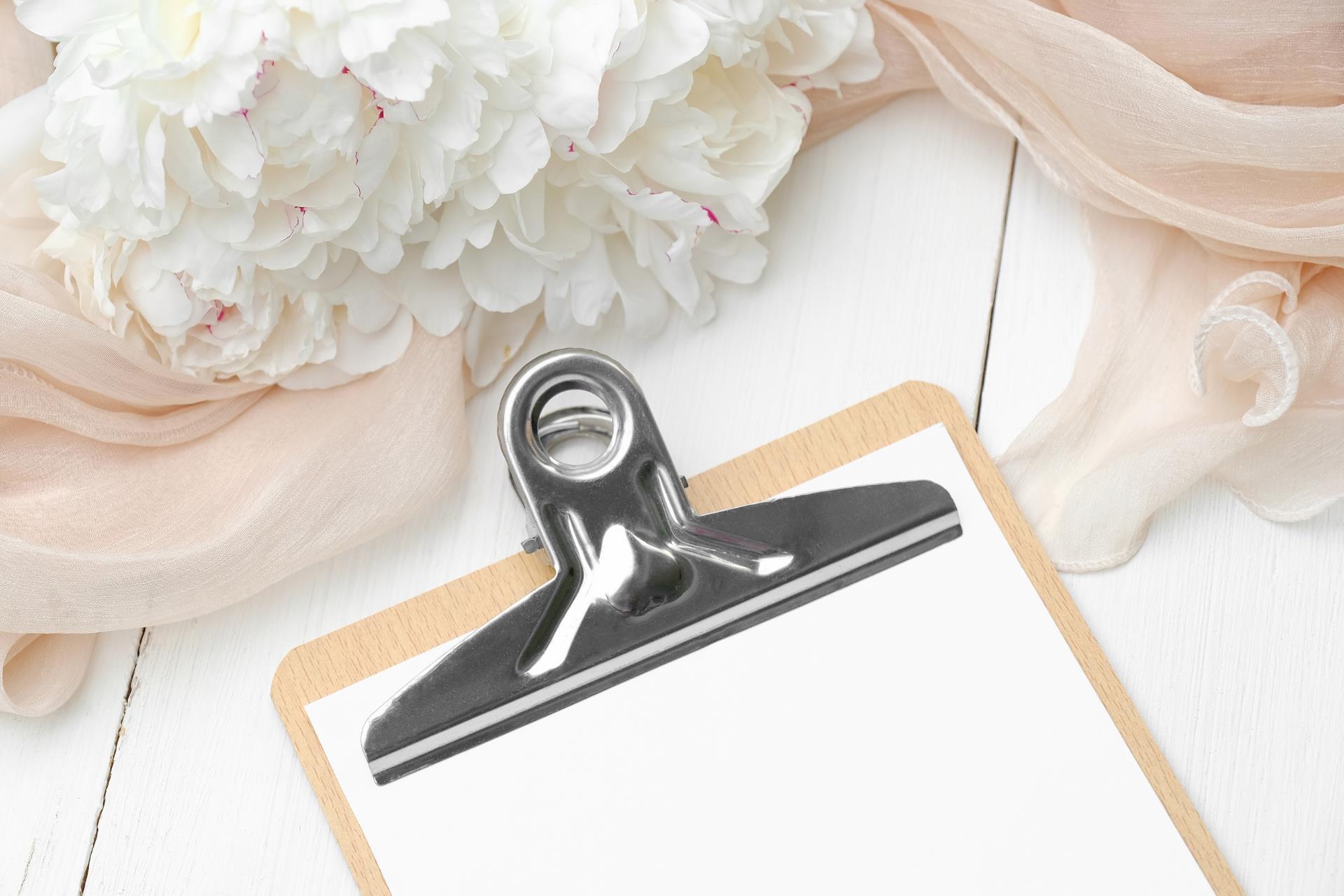 Cómo organizar tu boda paso a paso + Regalo