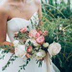 Cómo incluir un mensaje especial en tu ramo de novia